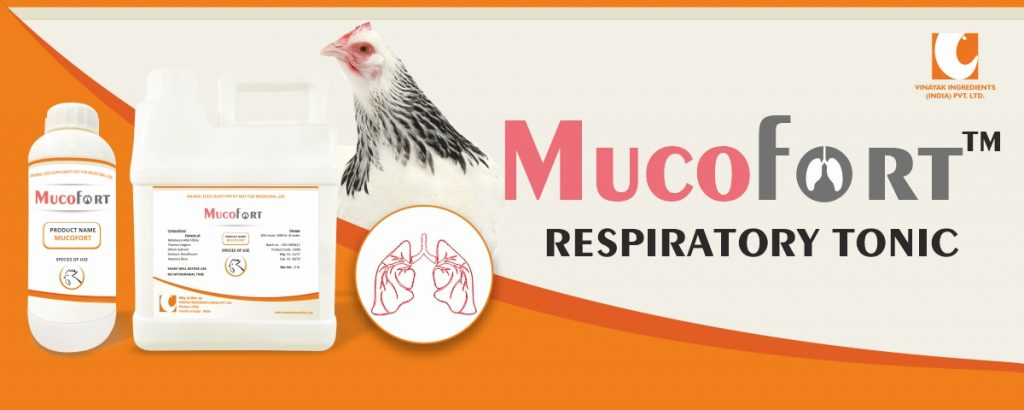 Mucofort (Respiratory Tonic For Poultry)